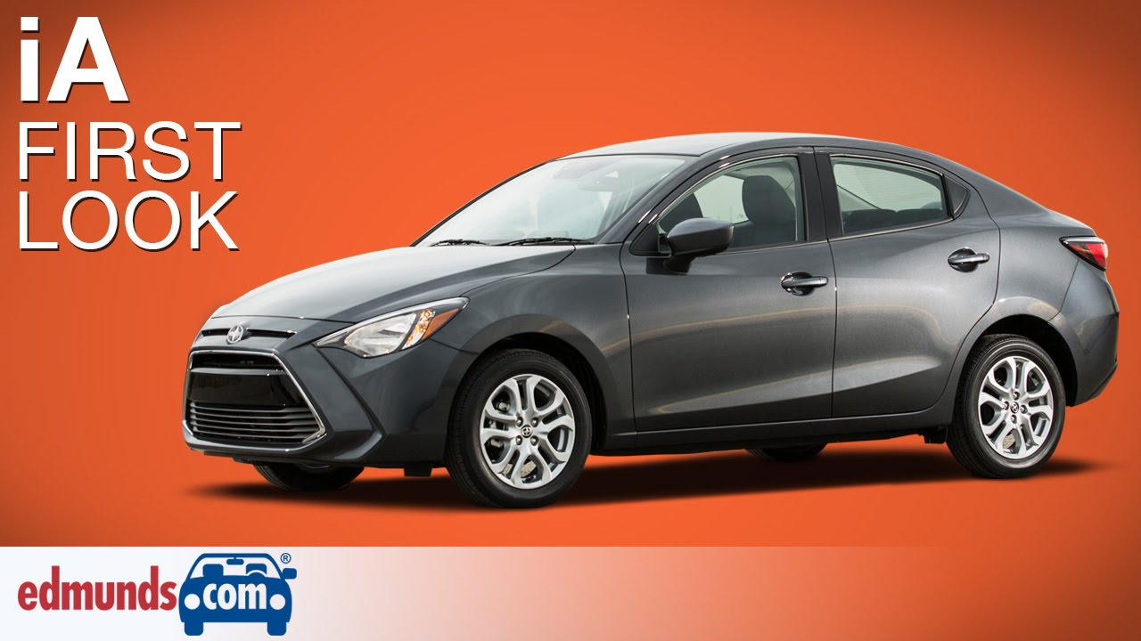 Used 2016 Scion Ia Prices Reviews And Pictures Edmunds
