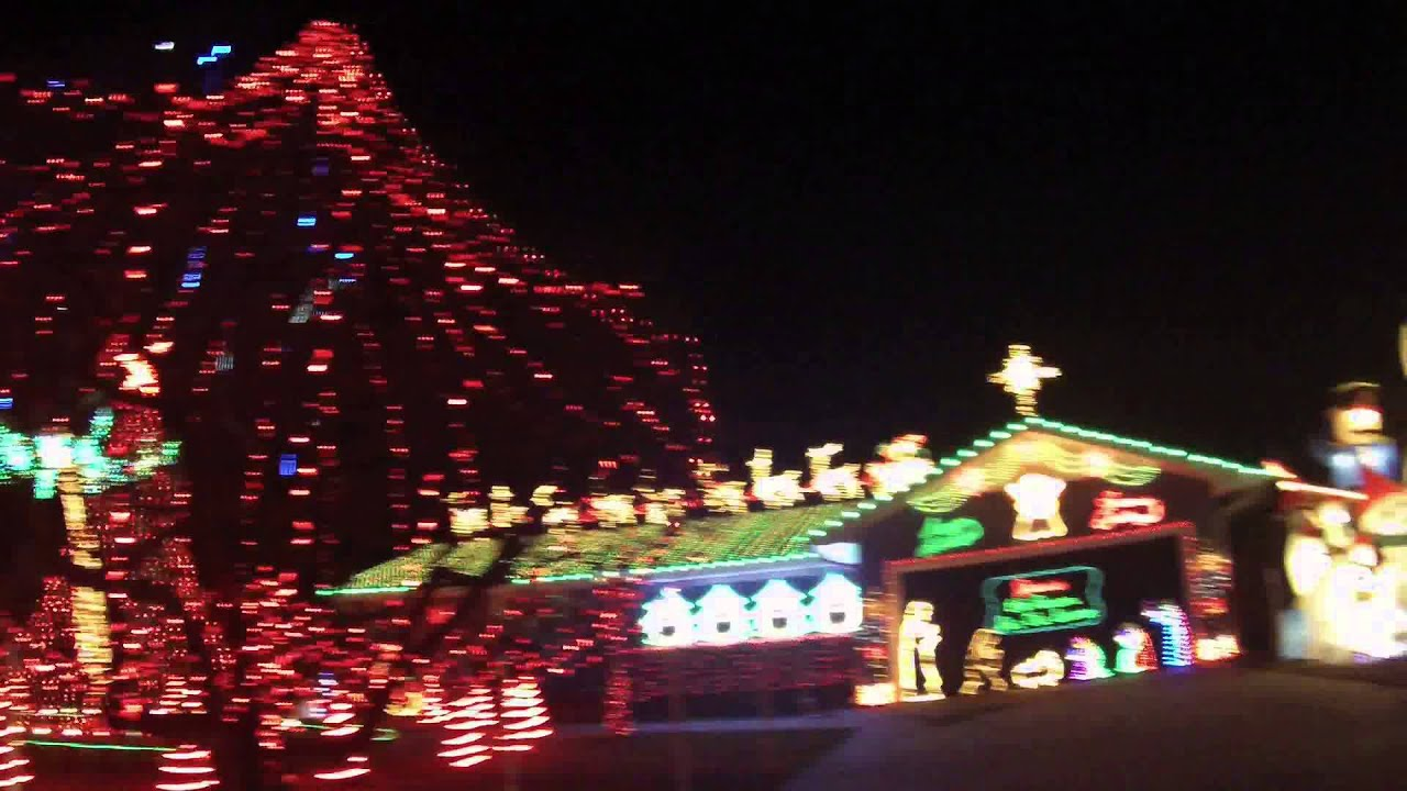 bagwell xmas lights springfield mo 2014 gopro