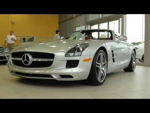 MVS - 2012 Mercedes-Benz SLS AMG Roadster