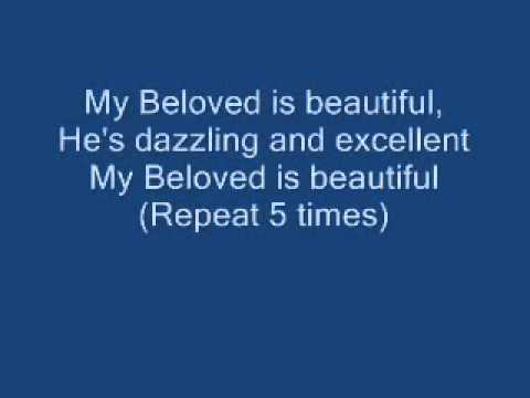 MY Beloved with lyrics by Cory Asbury