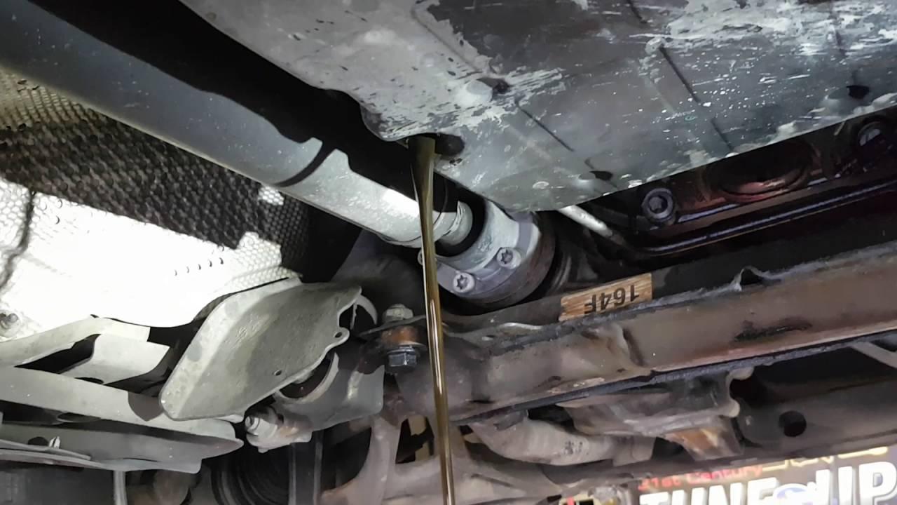 2008 mercedes gl320 transmission fluid youtube for Cost of oil change for mercedes benz c250