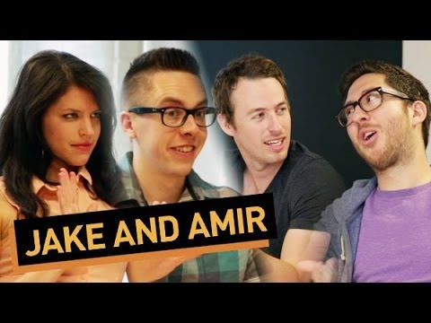 Dating apps jake and amir