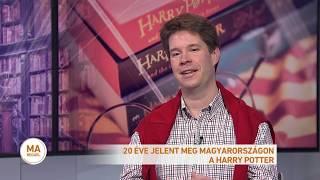 20 éve jelent meg Magyarországon a Harry Potter