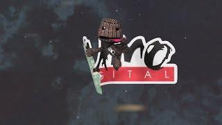 Early LittleBigPlanet 3 Sumo Digital logo animation