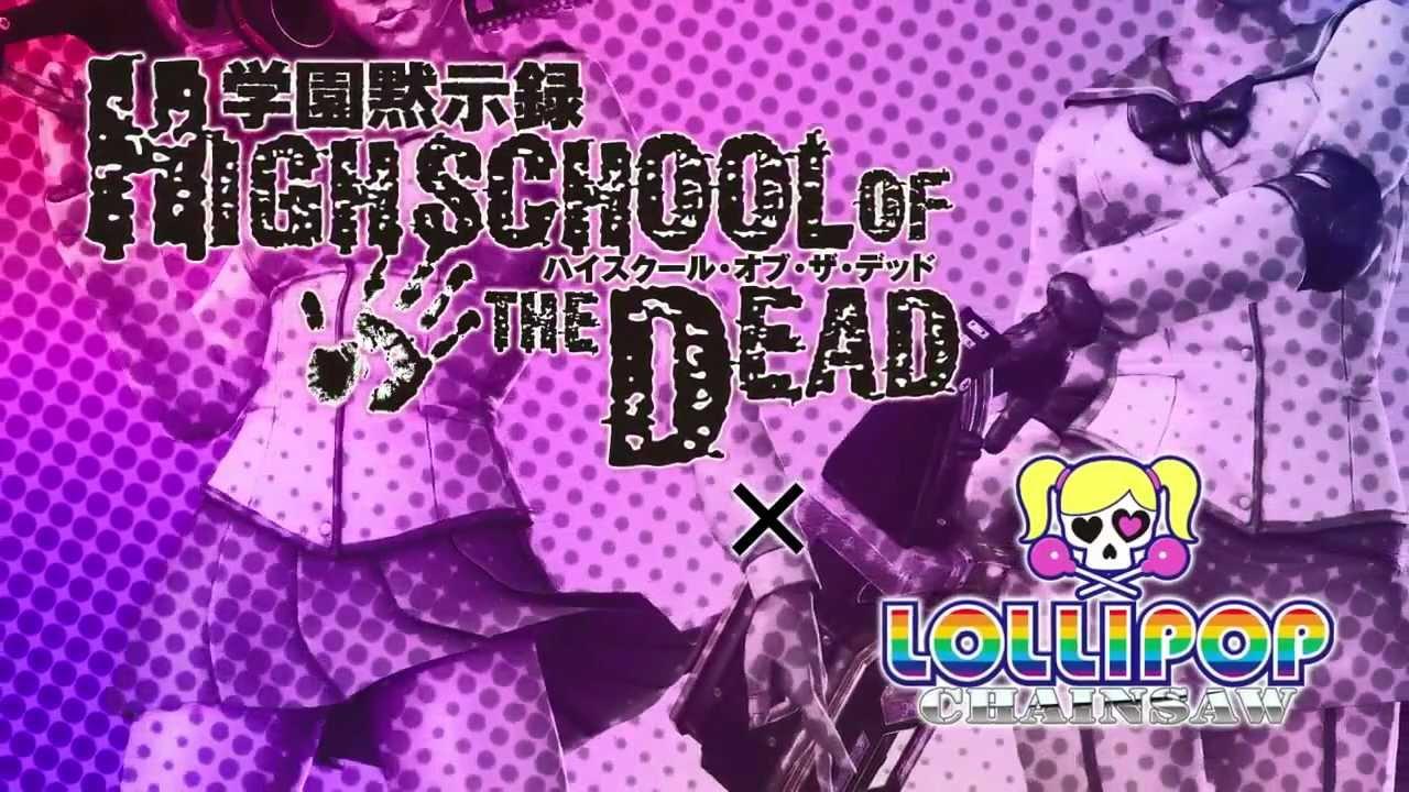 News Le De Costumes Manga Pour Lollipop Chainsaw