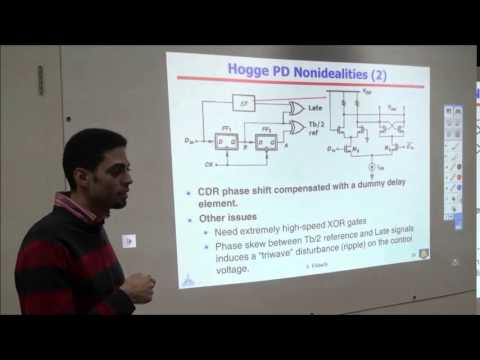 ECE 623 Lecture on CDRs by Dr. Amr Elshazly