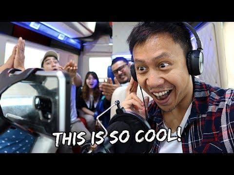 The Best New Portable Karaoke System   Vlog #696