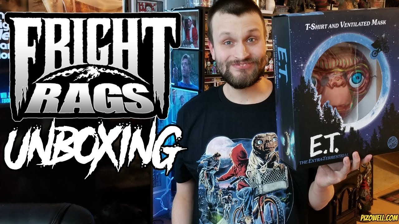 Fright-Rags Year End Sale Unboxing