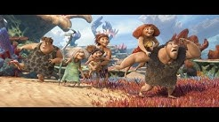 DIE CROODS Trailer deutsch german