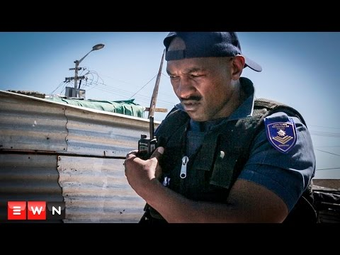 Behind the badge: Cape Town