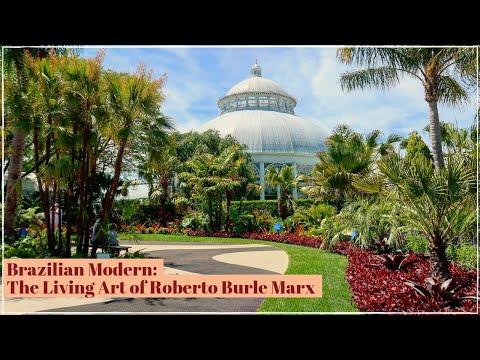 Brazilian Modern: The Living Art of Roberto Burle Marx | New York Botanical Garden