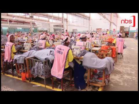 Museveni Ascents to Textile Policy