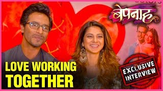 Jennifer Winget And Sehban Azim Love Working TOGETHER - EXCLUSIVE Interview | Bepanaah