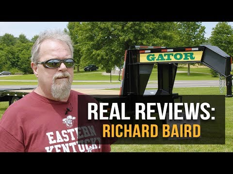 Real Reviews: Richard Baird