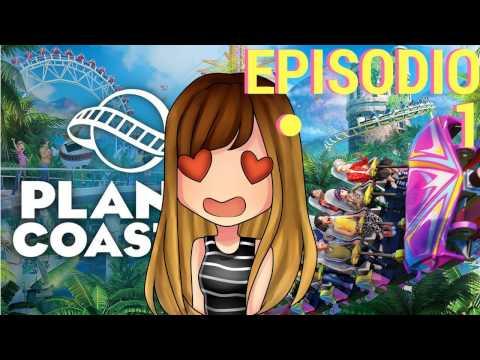 EL VOMITADOR!   Planet Coaster Gameplay Ep. 1 - ARIGAMEPLAYS
