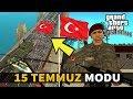 GTA SAN ANDREAS 15 TEMMUZ ŞEHİTLER MODU DNZY MTA mp3