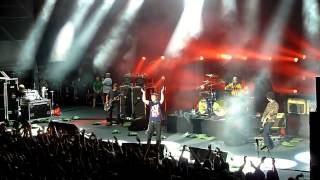 THE STONE ROSES - LYON FOURVIERE - 25.06.12 - ELIZABETH MY DEAR  // I AM THE RESURECTION  - HD -