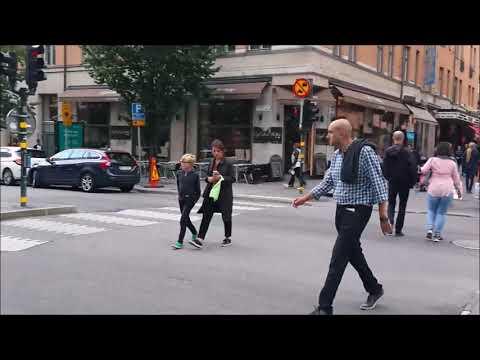 Stockholm City Video-Sweden