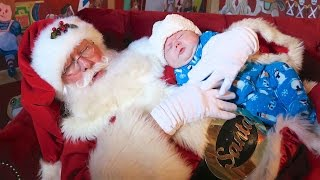 NAPPING WITH SANTA!