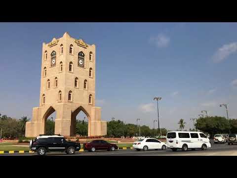 Oman - Salalah Clock Tower . 2017.10.22. Dhofar Governorate