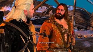 The Witcher 3 - How to Save Vigi \ Get the Key to Vigi