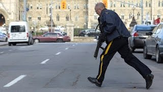 Soldier dies after Ottawa shooting