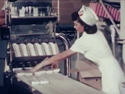 Milk Production in 1940s: Triple Goodness - 1948 Dairy Farmi