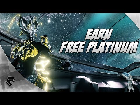 Warframe: How To Earn Free Platinum 2018