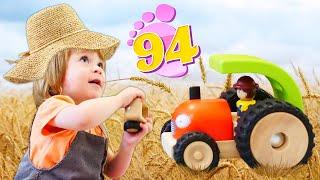 Бьянка и ее игрушки - Игры для детей в шоу Привет, Бьянка