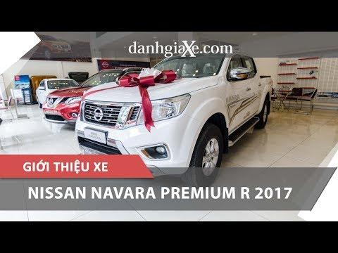 [DanhgiaXe.com] Giới thiệu xe Nissan Navara Premium R 2017