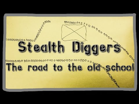 #119 The road to the old School - metal detecting New Hampshire 1800's site
