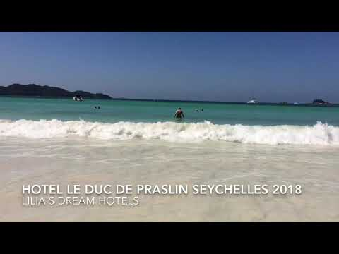 Hotel Le Duc De Praslin Seychelles Mar 2018