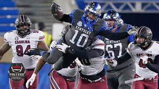 Watch highlights from senior night for the kentucky wildcats as they host south carolina gamecocks in sec action during week 14 of 2020 college footb...