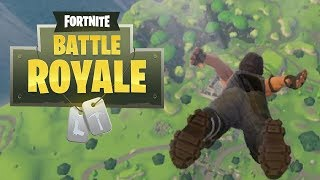 MY FIRST EVER FORTNITE WIN: Fortnite Battle Royale Duo w/ Arkchalk (He carried me) PYRO TR3Y