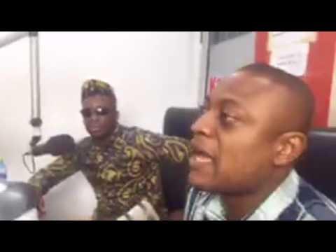Prophet Kumchacha vs Lawyer Maurice Ampaw on #ABENWOHA Kasapa 102.5 fm