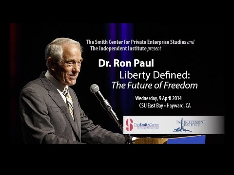Ron Paul | Liberty Defined