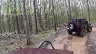 Rausch Creek Green/Blue Trail Ride