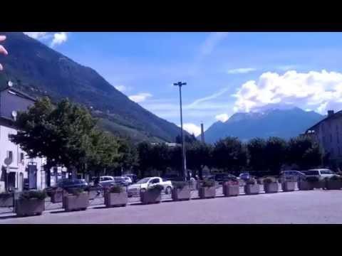 TIRANO ITALY - ALPS SKI RESORT & TOURIST DESTINATION