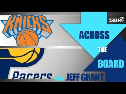 NBA Picks: New York Knicks vs. Indiana Pacers, Game 3