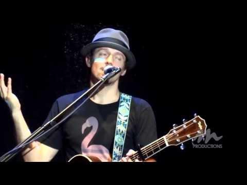 Jason Mraz - The Woman I Love (Live in Manila 2013)