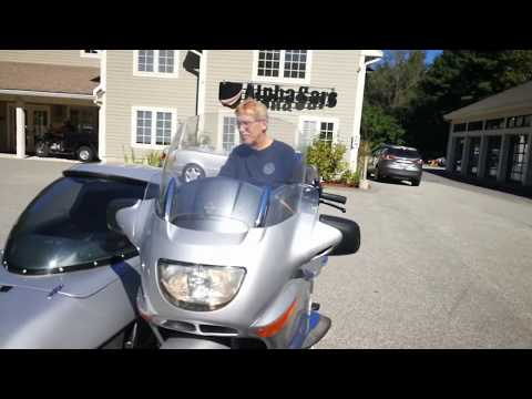 2003 BMW K1200LT HANNIGAN Sidecar, Overview, AlphaCars & Ural of New England