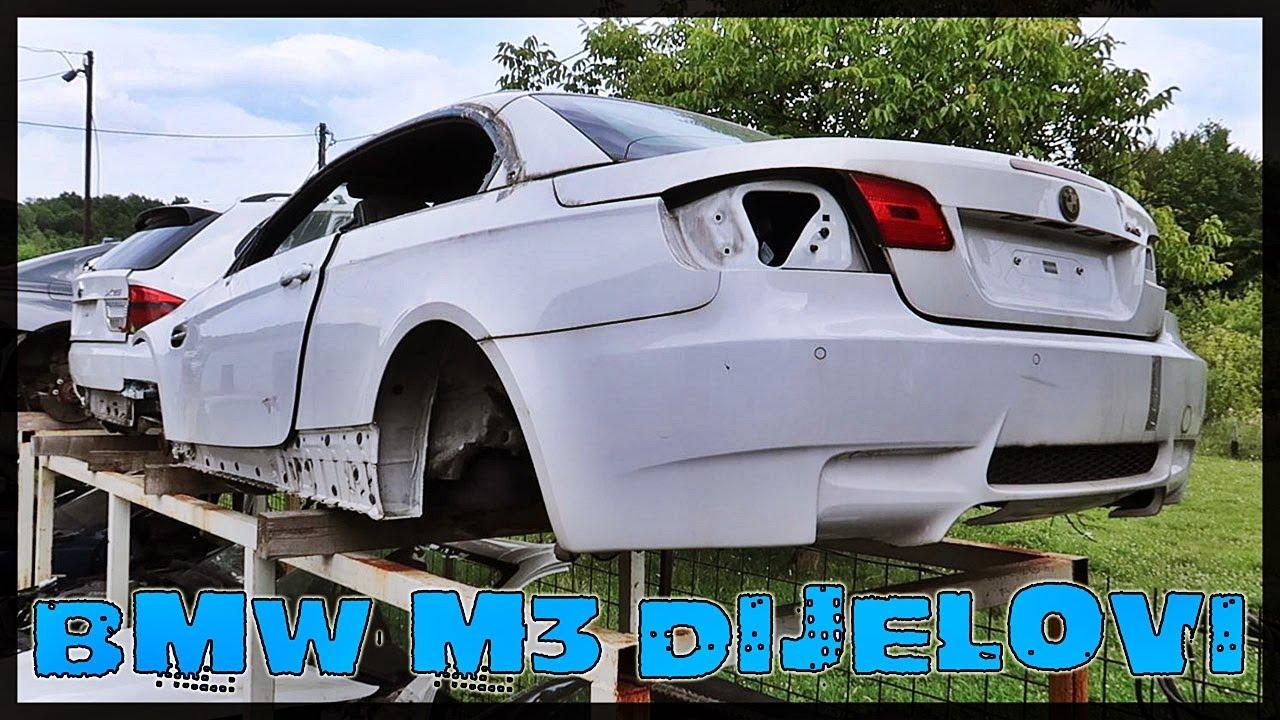 NASAO SAM PRAVOG BMW-A M3 NA OTPADU!