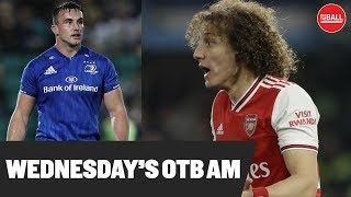 OTB AM | PL drama, Damien Delaney, Leinster's Ronan Kelleher, Fallon Sherrock, transfers |
