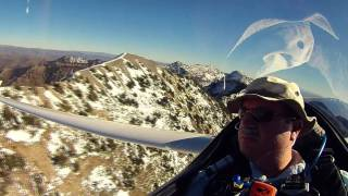 Glider Flying Utah