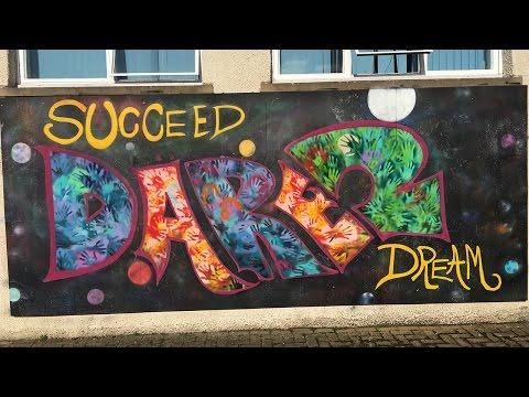 Hawick High School | Graffiti Project