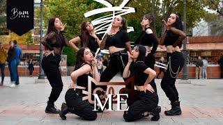 [KPOP IN PUBLIC CHALLENGE]  CLC (씨엘씨) - ME(美) Dance cover By BUM CREW