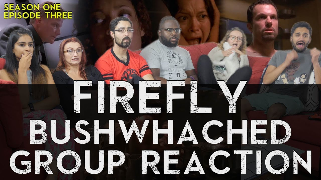 Download Firefly - 1x3 Bushwhacked - Group Reaction!