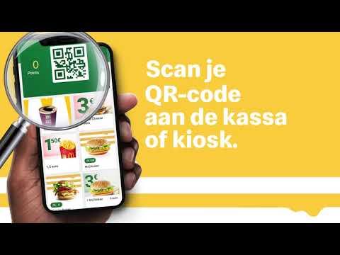 McDonald's heeft een nieuwe app.