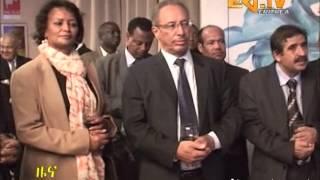 EriTV - New Flight Route Of Turkish Airlines arrives in Asmara - Eritrea