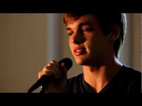 Clark Beckham - His Eye Is On The Sparrow feat. Janson Furrow (Live Piano Cover)